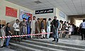 Voters in Kabul during the 2014 presidential election.jpg