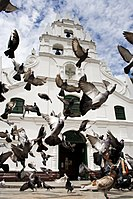 Iglesia de la VeracruzAuthor: Betogoico58