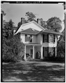 WEST FACADE - Wildercliff, Morton Road, Rhinebeck, Dutchess County, NY HABS NY,14-RHINB.V,3-6.tif