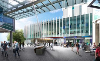 Auckland University of Technology - Sir Paul Reeves Precinct at AUT's City Campus