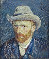 WLANL - arts of akki - Zelfportret, Vincent van Gogh, (1887-1888).jpg