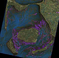 Wadden Sea and Sylt Island on the radar images by TerraSAR-X.jpg