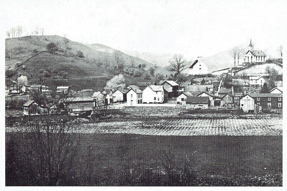 Wadestown West Virginia Wikipedia
