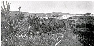 Compulsory military training in New Zealand - Waikeria prison where at least 64 objectors were held until 1919
