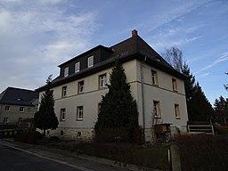 Waldrand in Chemnitz