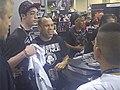 Wanderlei Silva - UFC 100 Fan Expo - Mandalay Bay Casino, Las Vegas.jpg