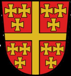Diethardt - Image: Wappen Diethardt