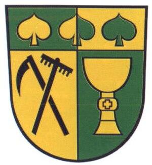 Hardisleben - Image: Wappen Hardisleben