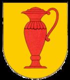 Das Wappen von Kandern