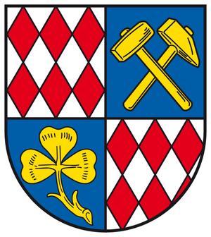 Klostermansfeld - Image: Wappen Klostermansfeld