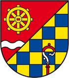 Coat of arms of the local community Kludenbach