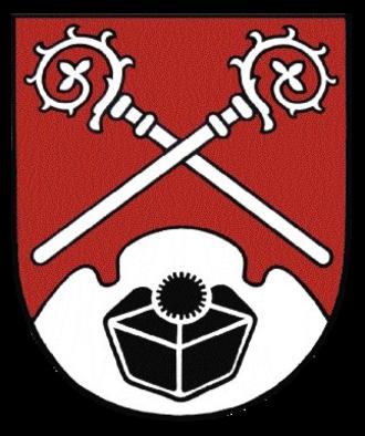Oberpfaffenhofen - Image: Wappen Oberpfaffenhofen