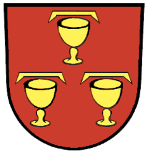 Pfaffenweiler - Image: Wappen Pfaffenweiler