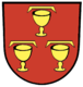 Coat of arms of Pfaffenweiler