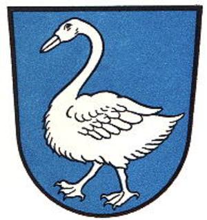 Schwanewede - Image: Wappen Schwanewede