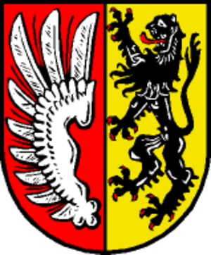 Großgmain - Image: Wappen at grossgmain