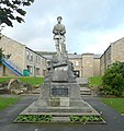 War memorial, Burnley Road A646, Mytholmroyd - geograph.org.uk - 1040688.jpg