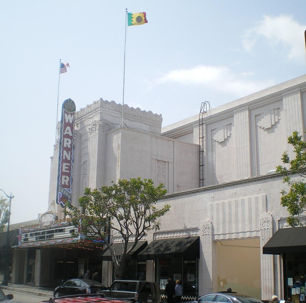 San Pedro California >> Warner Grand Theatre - Wikipedia