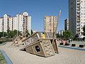 Warszawa - Park nad Balatonem - Gocław (10).JPG