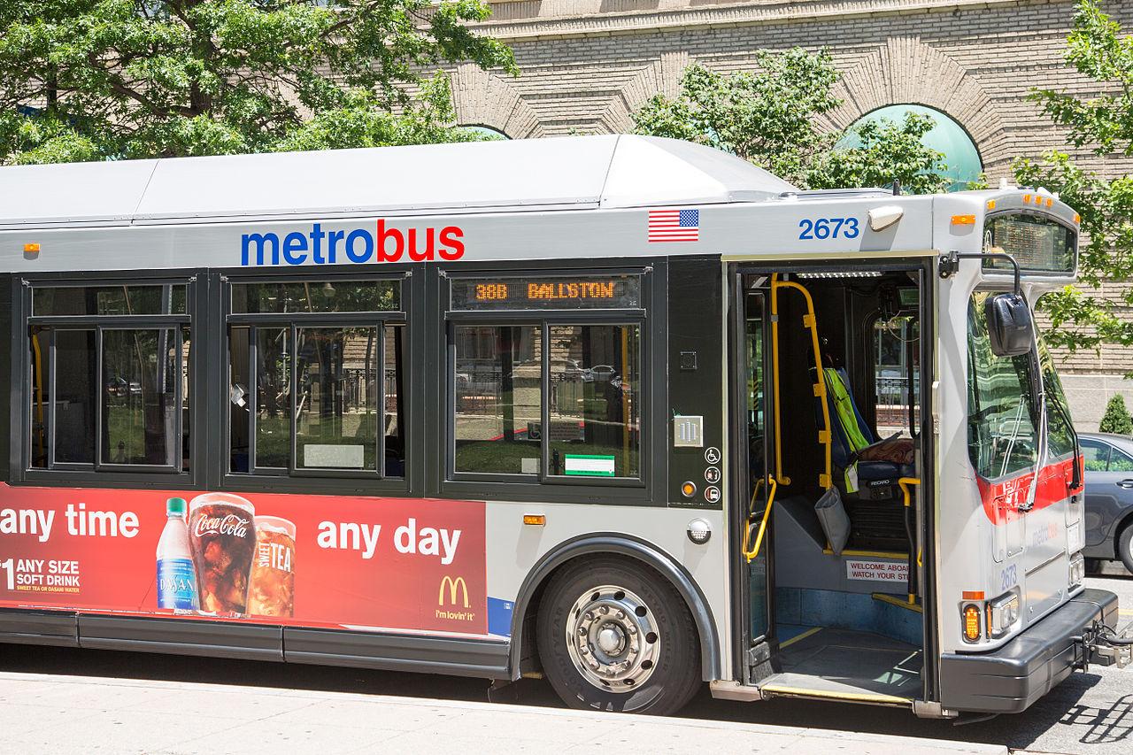 File:Washington DC WMATA Metrobus 38B Ballston 14140460049