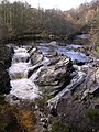 Waterfall in Strathfarrar - geograph.org.uk - 172634.jpg