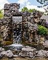 Waterval. Locatie, Chinese tuin Het Verborgen Rijk van Ming in de Hortus Haren 01.jpg