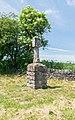 Wayside cross in Onet l'Eglise 05.jpg