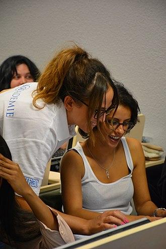 Web@cademie - Image: Web@cadémie, formation labellisée Grande Ecole du Numérique