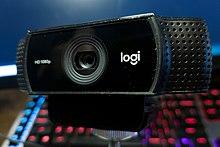 Stolen webcam footage