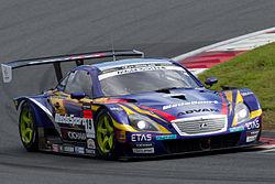 SUPER GT に参戦するWedsSport ADVAN ...