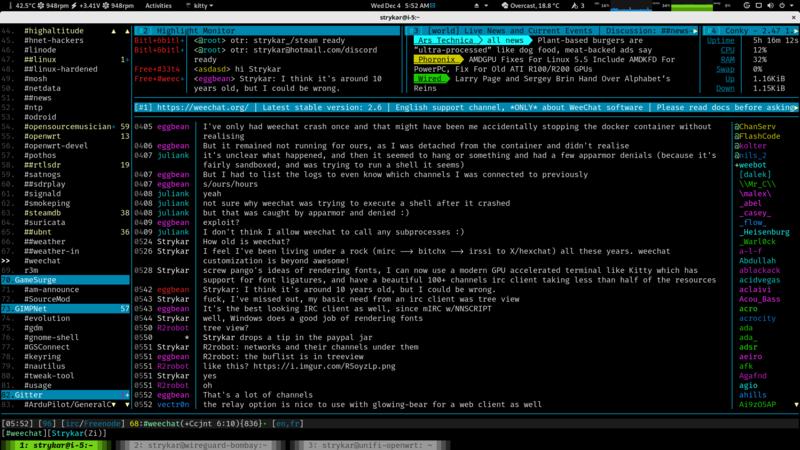Sessão de trabalho no Terminal Linux