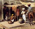 Weeks Edwin Outside An Indian Dye House.jpg
