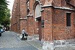 Wejście do katedry od strony północnej