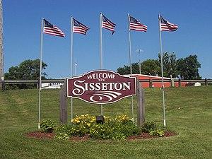 Sisseton, South Dakota - Image: Welcometosisseton
