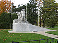 Welland-Crowland War Memorial in Welland Ontario 1.jpg