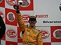 Welsh racecar driver Jamie Smyth 2008.jpg