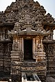 West Side attached temple - Lakshmi Narasimha Temple, Nuggehalli 08.jpg