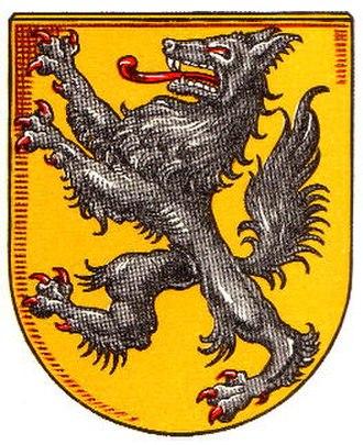 Westfeld - Image: Westfeld Wappen