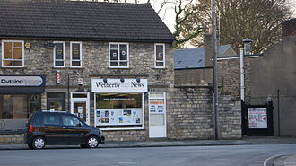Wetherby News - The Wetherby News offices on Westgate