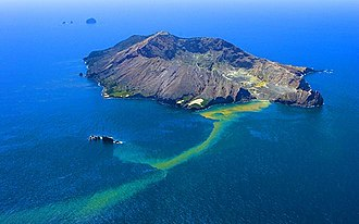 Taupo Volcanic Zone - Whakaari/White Island