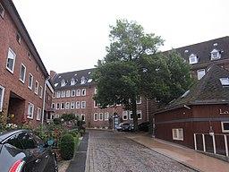 Wichmannstraße in Kiel