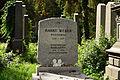 Wiener Zentralfriedhof - Gruppe 6 - Grab von Harry Weber.jpg