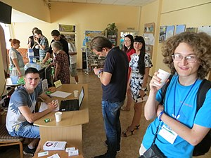 WikiConference 2017 Kherson. Day 2 - Break 2.jpg