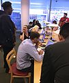 Wiki Loves Pride with Black Lunch Table @ MoMA Library 06.jpg