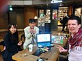 Wikidata 4th birthday meetup in Tokyo.jpg