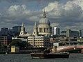 Wikimania 2014 - 0802 - Saint Paul's across the Thames220203.jpg