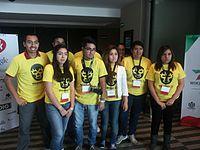 Wikimania 2015-Wednesday-Volunteers at Wikimania (3).jpg