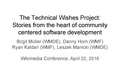 Wikimedia Conference 2016 The Technical Wishes Project - session slides.pdf
