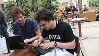 Wikimedia Hackathon 2017 IMG 4762 (34676757281).jpg