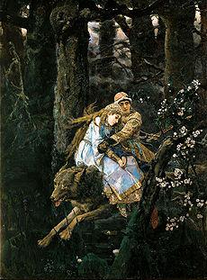 俄羅斯童話《火鳥及灰狼》(Tsarevitch Ivan, the F...  维基百科,自由的